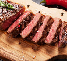 how to cook ostrich steak